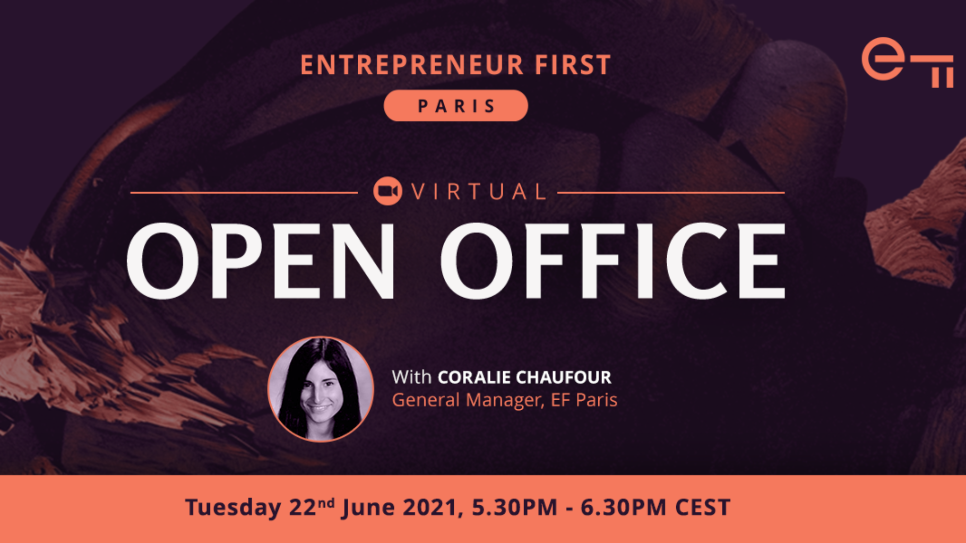 Thumbnail for event Virtual Open Office