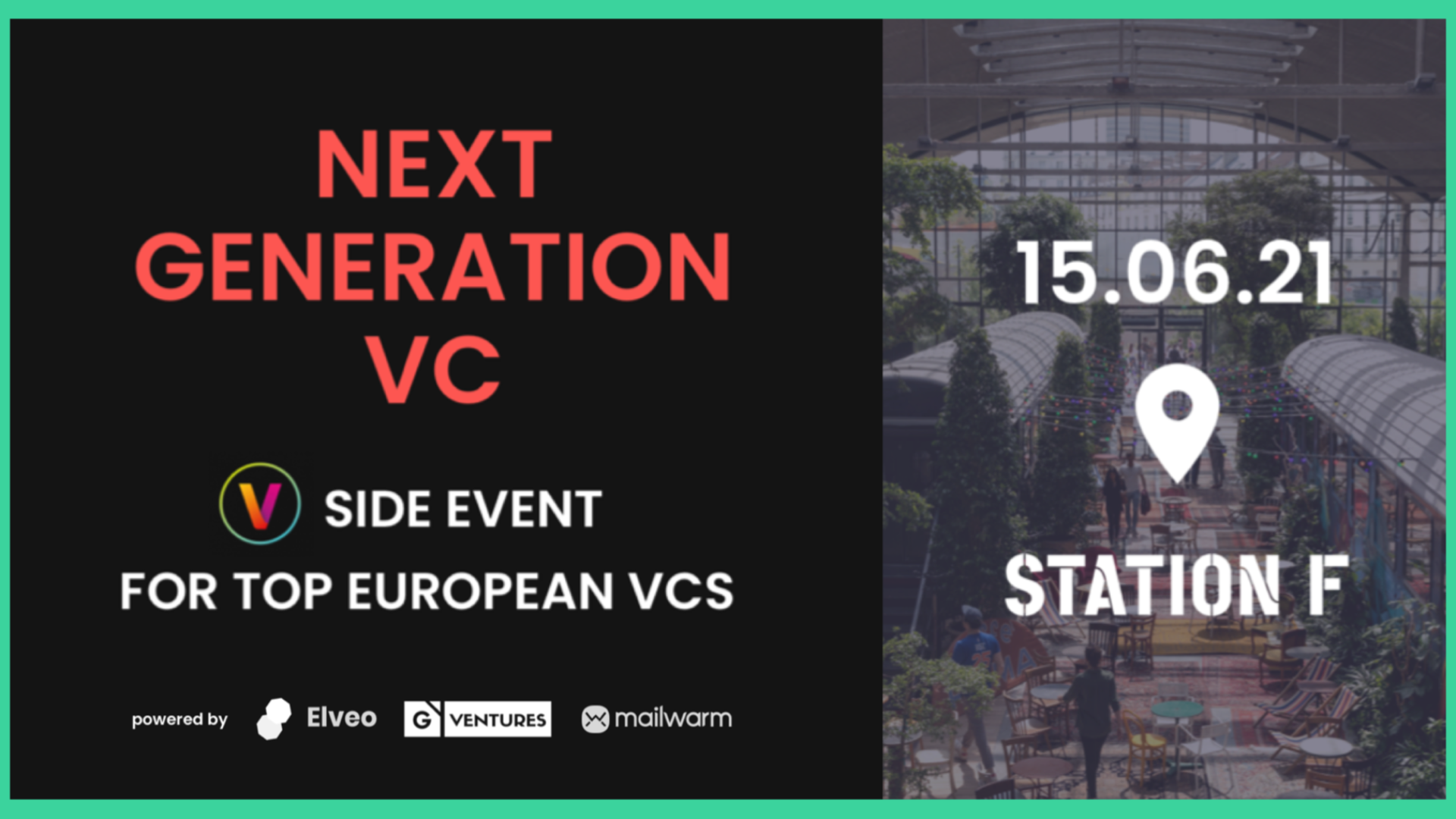 Thumbnail for event Next Generation VC