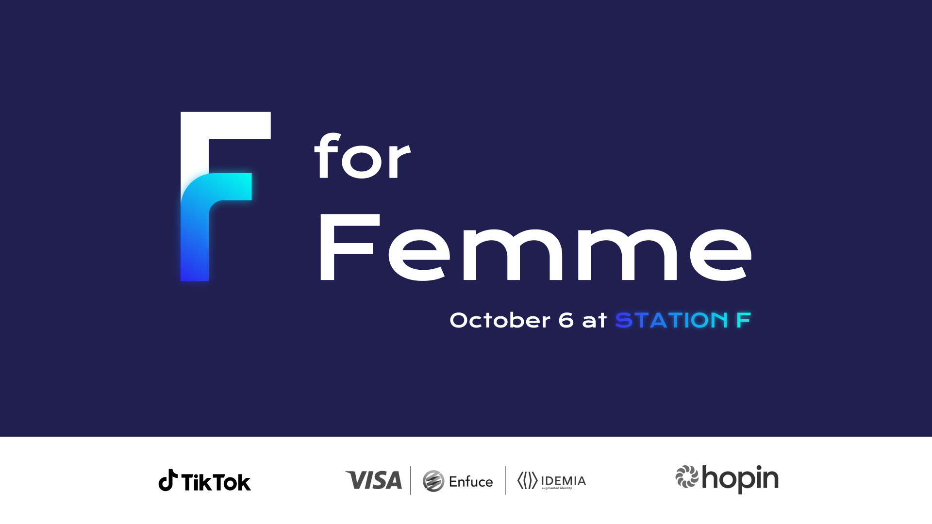 Thumbnail for event F for Femme