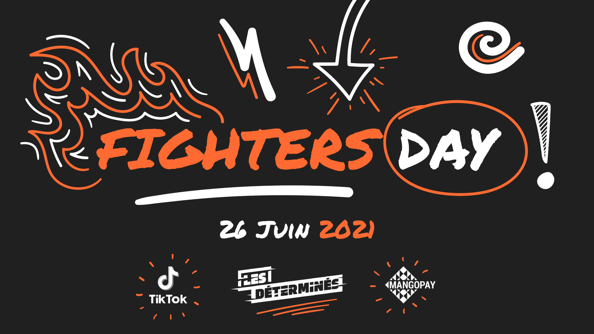 Thumbnail for event Fighters Day