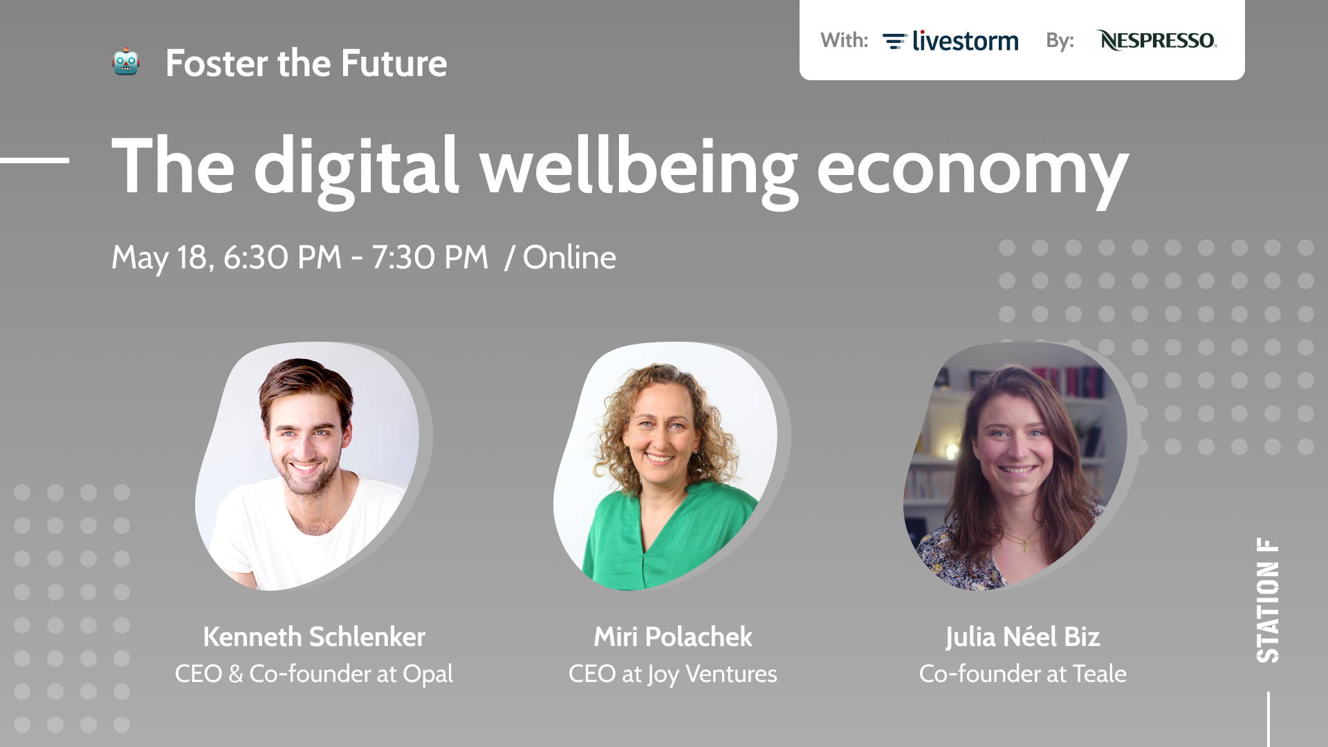 Thumbnail for event The digital wellbeing economy